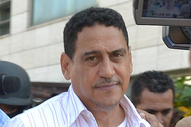 Ex general acusado de narcotráfico firma su extradición
