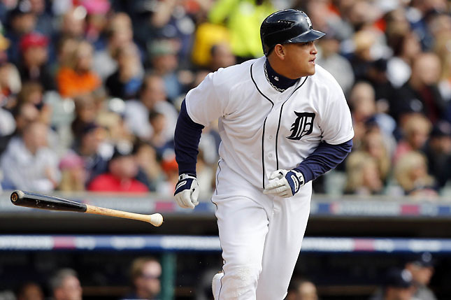 Miguel Cabrera acapar&oacute; todo el protagonismos al pegar tres jonrones