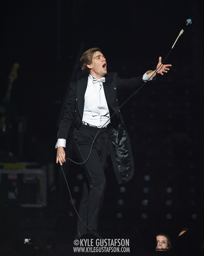 The Hives Perform at the Verizon Center in Washington, D.C.