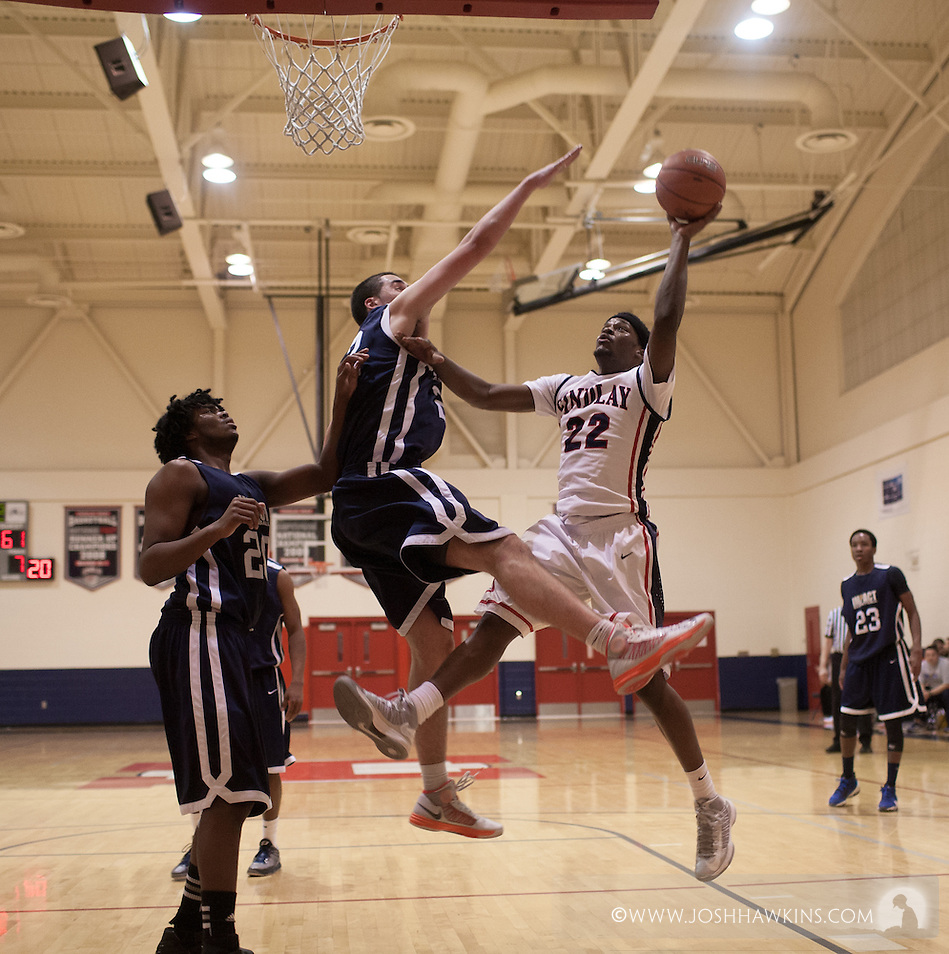 Findlay Prep – for The Season – Fallou Ndoye