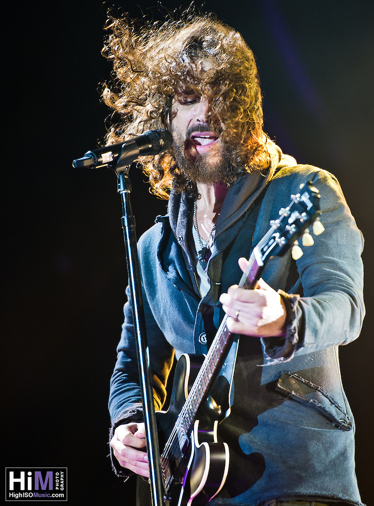 Soundgarden at Voodoo Festival 2011 in New Orleans, LA. (Golden G. Richard III)