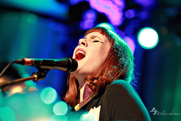 Kate Nash performs on November 2nd, 2010 in support of  &quot;My Best Friend Is You&quot; at the Showbox Market in Seattle, Washington (Elisa Sherman | photosbyelisa.com)