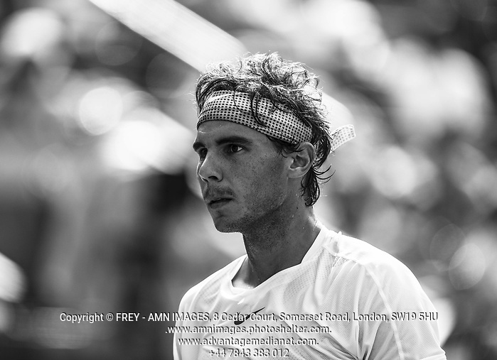 Rafael Nadal Tennis - US Open  - Grand Slam -  Flushing Meadows  2013 -  New York - USA - United States of America - Saturday 31st August 2013.  © AMN Images, 8 Cedar Court, Somerset Road, London, SW19 5HU Tel - +44 7843383012 mfrey@advantagemedianet.com www.amnimages.photoshelter.com www.advantagemedianet.com www.tennishead.net (FREY - AMN IMAGES)