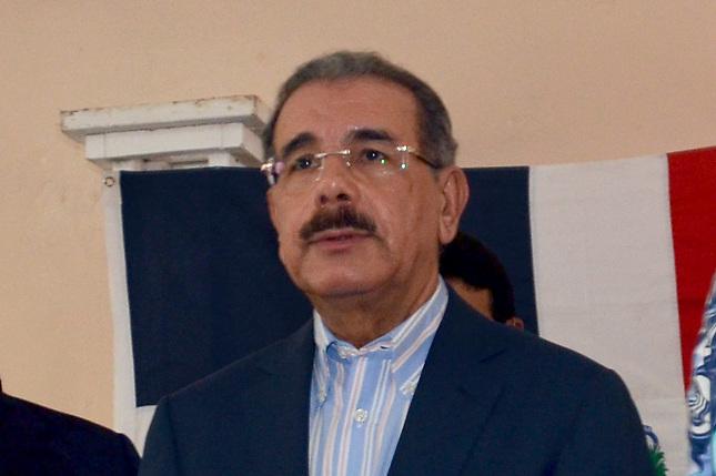 Presidente Medina desmiente destitución de Polanco Gómez y de Rosado Mateo