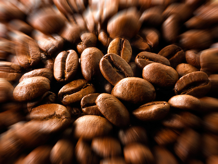 Coffee beans stock photos (Paul Williams)