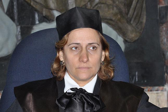 Jueza Esther Agelán Casasnovas