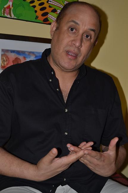 Reynaldo Peguero, director del Plan Estratégico de Santiago