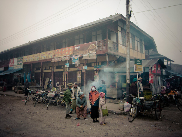 Hsipaw, Burma, 2008. (Matthew Oldfield)