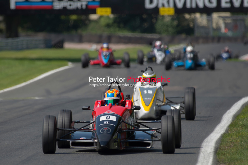 #0 Joshua Smith Firman RF088  during Avon Tyres Formula Ford 1600 Northern Championship as part of the BRSCC Oulton Park Race Day at Oulton Park, Little Budworth, Cheshire, United Kingdom. June 17 2017. World Copyright Peter Taylor/PSP. Copy of publication required for printed pictures.  Every used picture is fee-liable. http://archive.petertaylor-photographic.co.uk (Peter Taylor/PSP)