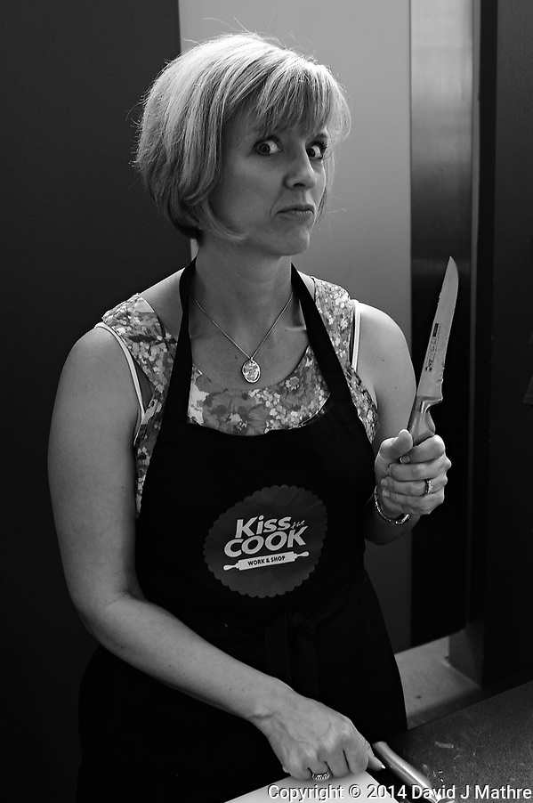 Cooking School in Lisbon, Portugal. Image taken with a Leica X2 camera. (David J Mathre)