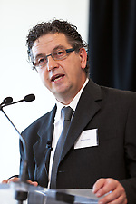 Mr. Graeme Simpson, Interpeace Director of Policy and Learning and Director of Interpeace USA  Interpeace launches the handbook: 'Constitution-making and reform: Options for the Process' a comprehensive resource for national constitution-makers and their advisors. The book release took place at the United Nations on September 9, 2011 in New York. The event was photographed for Interpeace by Jeffrey Holmes, event photographer New York. (Jeffrey Holmes/JeffreyHolmes.com)