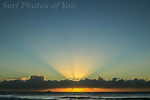 Sunset 4 April Dee Why Lagoon (Michael Kellerman)