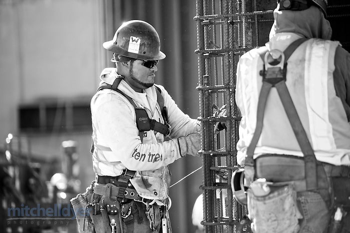 JH Kelly Job Site, Pocatello, Idaho May 11, 2016. Photo by Craig MItchelldyer www.craigmitchelldyer.com 503.513.0550 (Craig Mitchelldyer, Craig Mitchelldyer)