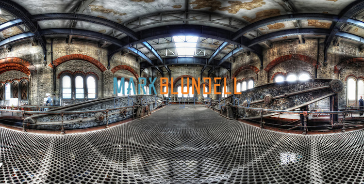 Crosness Pumping Station (Mark Blundell)