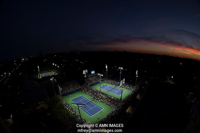 AMBIENCE The US Open Tennis Championships 2014 - USTA Billie Jean King National Tennis Centre -  Flushing - New York - USA -   ATP - ITF -WTA  2014  - Grand Slam - USA   29th August 2014  © AMN IMAGES (FREY/FREY-AMN IMAGES)