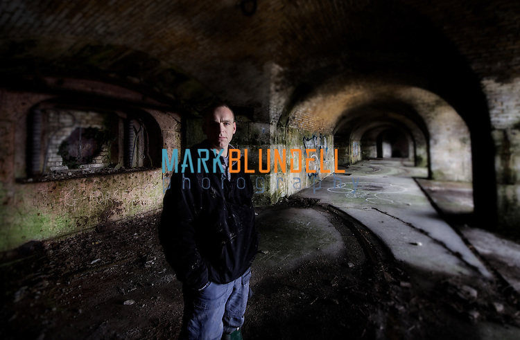 The Urban Explorer (Mark Blundell)
