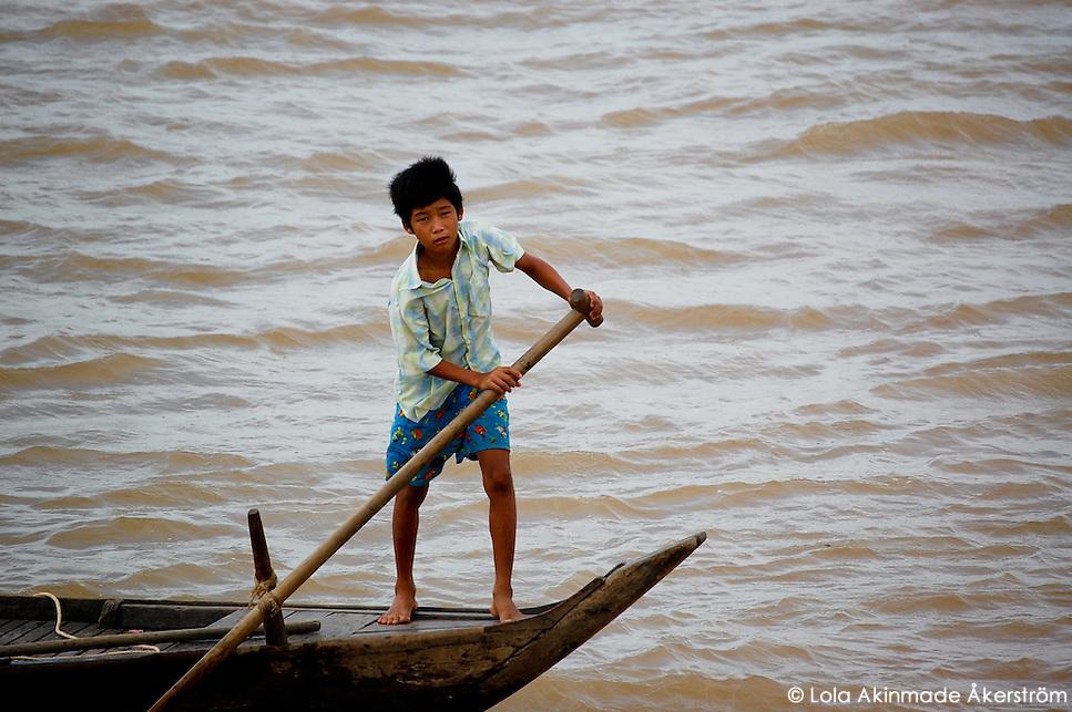Postcard: Cruising the Mekong in Cambodia