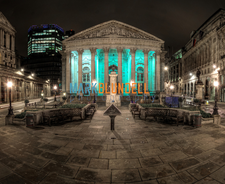 London Royal Exchange (Mark Blundell)