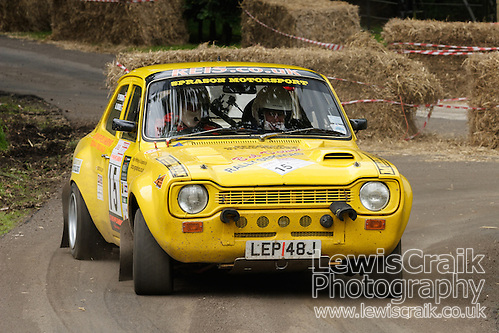 Merevale Hall stage of Rally of the Midlands 2012 (Lewis Craik/Lewis Craik Photography)