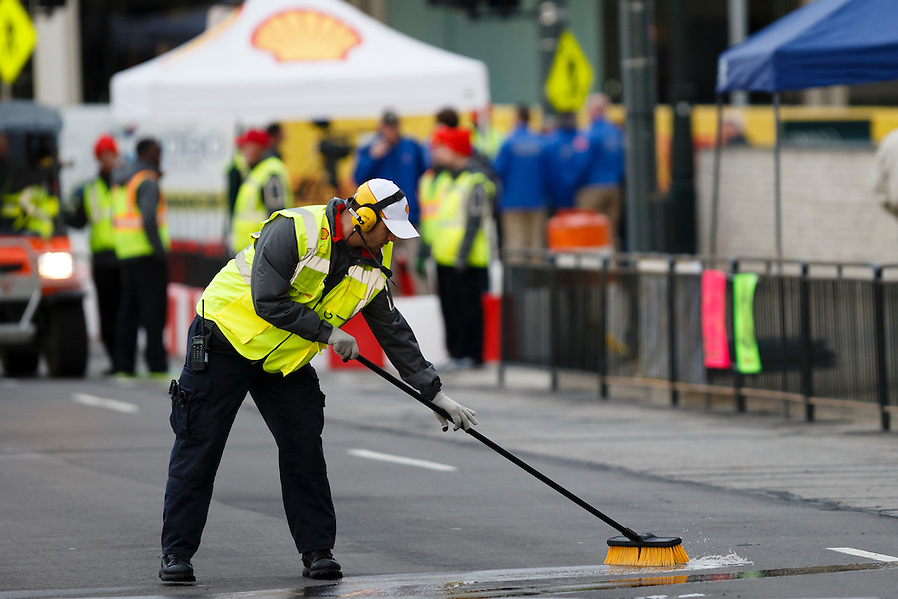 Shell Eco-marathon Americas 2015 in Detroit, Mich., Saturday, April 11, 2015. (Rick Osentoski/AP Images for Shell) (Rick Osentoski)