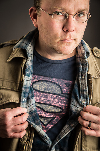 Superphotographer, Mark Meyers, Anchorage (Clark James Mishler)