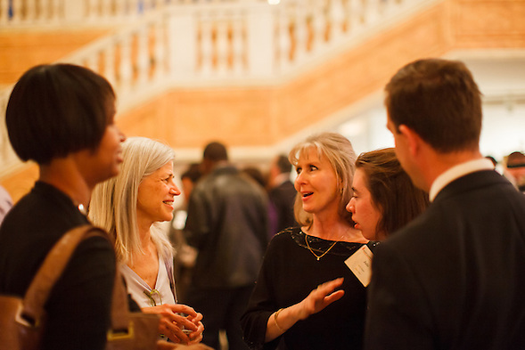 The Heroes for Epilepsy were announced at the 2012 National Walk for Epilepsy VIP Reception. The event was held at the National Museum of Women in the Arts in Washington, D.C. and sponsored by Eisai. (Bryan Farley)