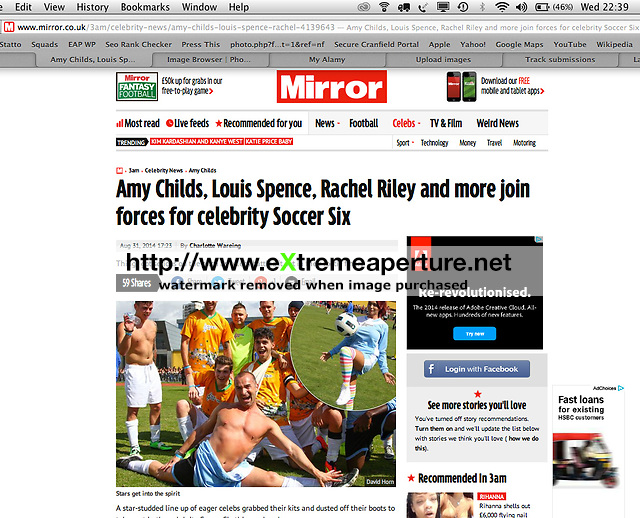 Daily Mirror Online Website