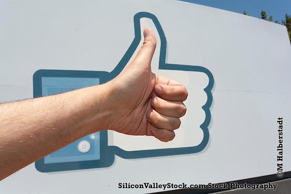 Facebook HQ, 1601 Willow Road, Menlo Park, Silicon Valley, California (Michael Halberstadt)