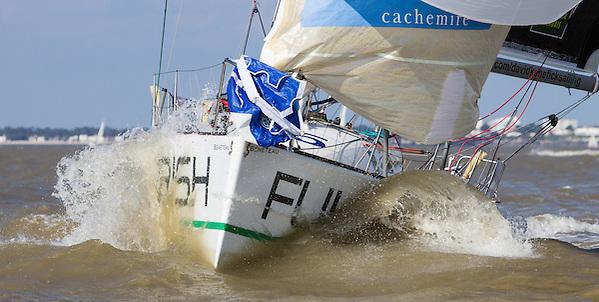Group Photo - Artemis Offshore Academy - La Solitaire Du Figaro 2013 (© Brian Carlin/AOA)