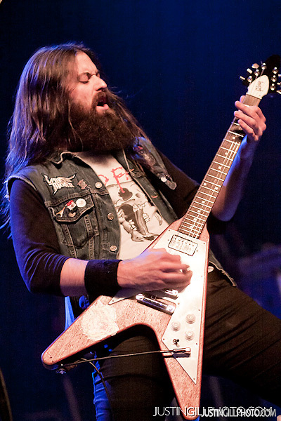 Valient Thorr live concert Congress Theater Chicago (Justin Gill)