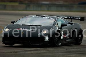 #08 West Yokohama Racing Lamborghini Gallardo LP560 4: Nicky Pastorelli, Dominik Schwager (Darren Pierson)