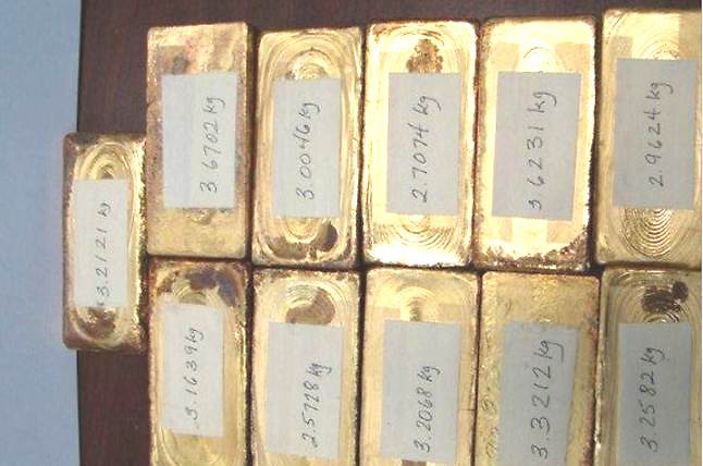 El oro bajar&iacute;a a US$1,100 por onza este a&ntilde;o, pronostica Credit Suisse