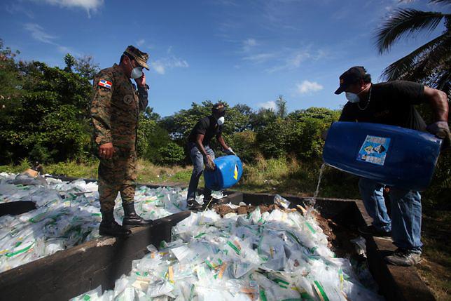 Foto 1 en  - Narcotraficantes de RD controlan mercado drogas en 54 ciudades de EU