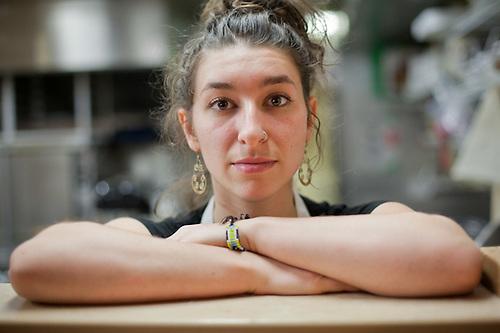 Thea Weinstein, Fire Island Bakery, Anchorage (Clark James Mishler)