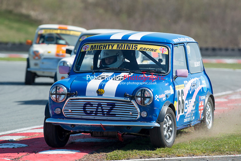 #66 Caroline Gilbert, Mighty Mini