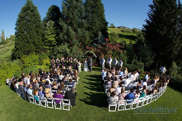 Mcmenamins Edgefield Wedding Karyn Fernando Portland