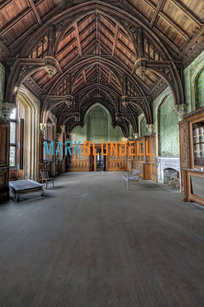 The main hall at Manorhouse GT (Mark Blundell)