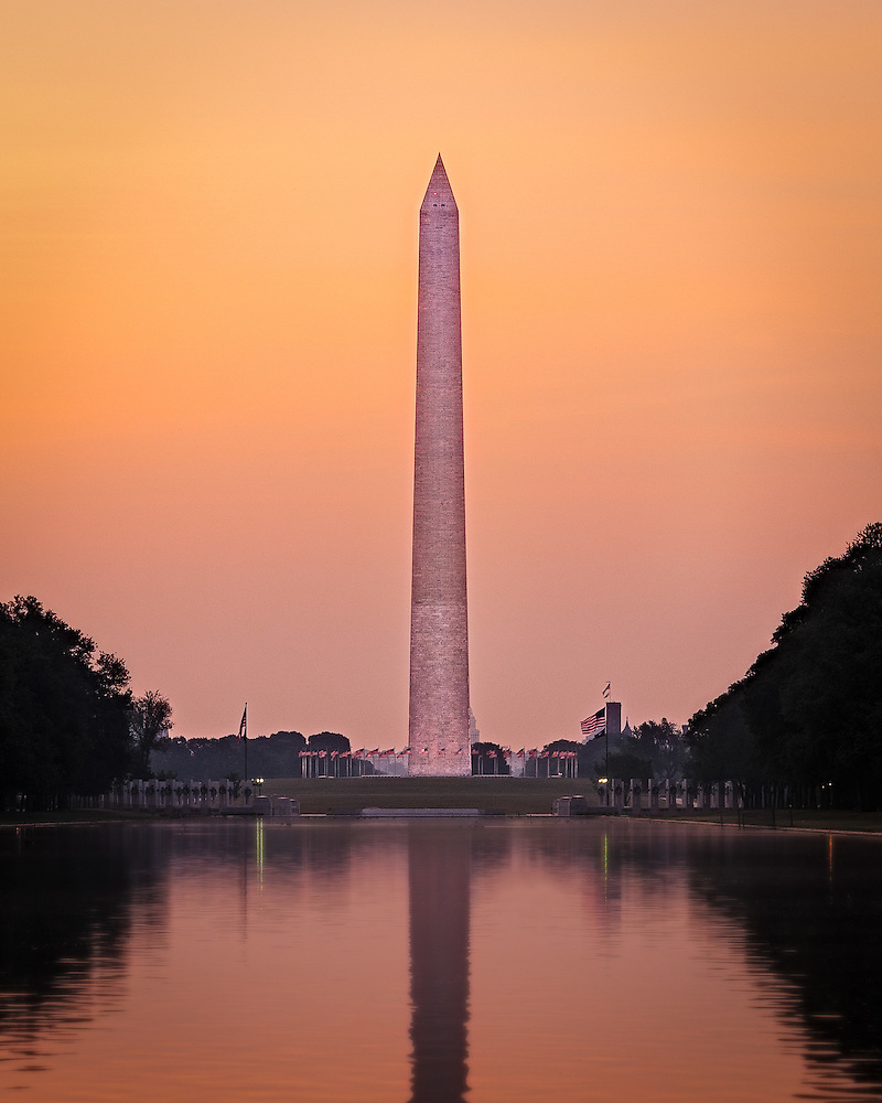Washington Monument in the National Mall in Washington, DC (Doug Oglesby)