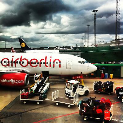 Flughafen Goeteborg-Landvetter, Schweden (dieter schewig)
