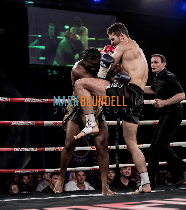 Andrew Tate vs. Wendell Roche (Mark Blundell)