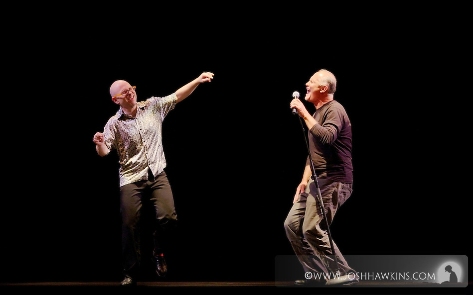 Chicago Tap Theatre - Tap!(ish).Tap and Poetry.Mark Yonally and Marc Smith (Josh Hawkins)