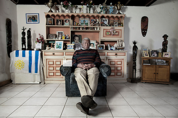 Drummer | Ce�sar Alfonso Pintos | Municipal CIty Hall worker (retired) (Martin Herrera Soler)
