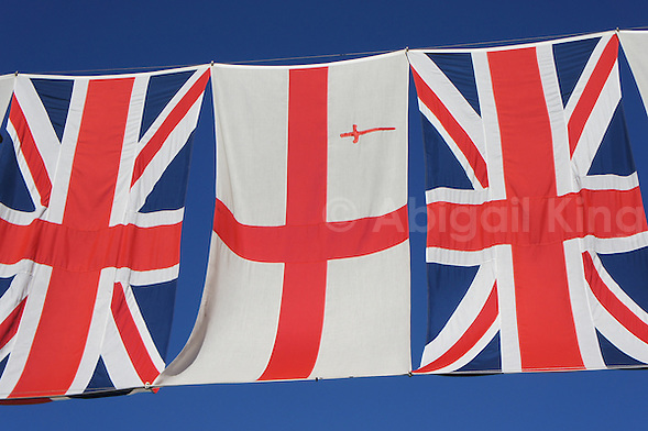 UK & England Flags for Royal Wedding