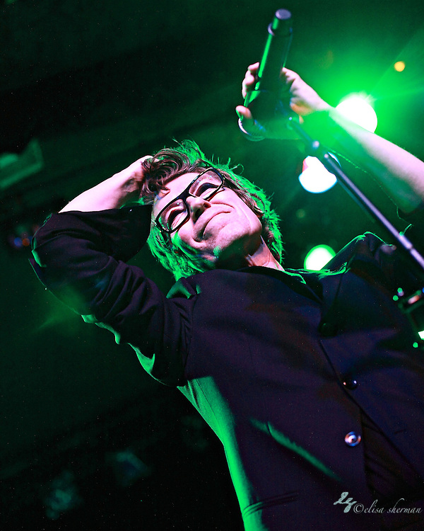 The Psychedelic Furs at the Showbox Market 5-8-2011 (Elisa Sherman)