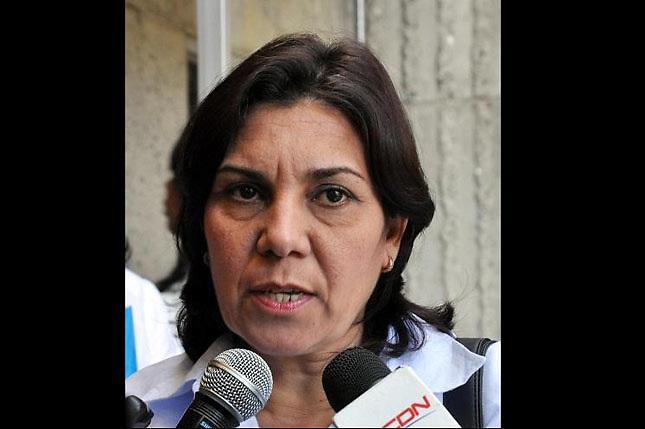 Isabel Ureña, destituida del cargo de directora regional