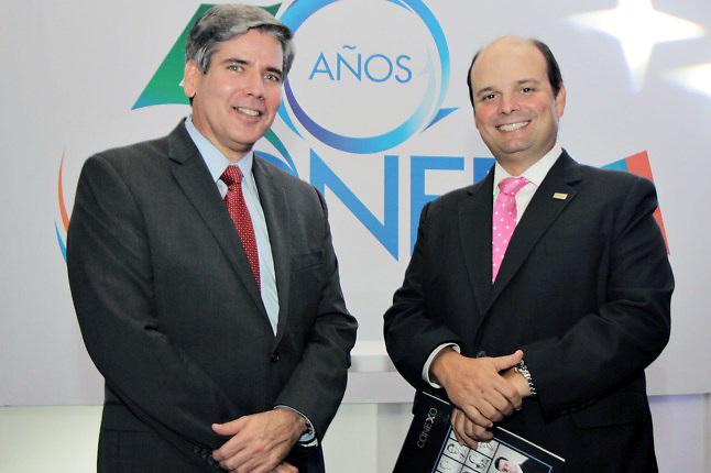 Pedro Pérez y Antonio Ramos