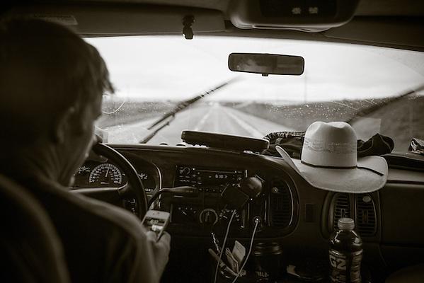 En route, Prescott, AZ, July 1, 2014. Photograph © 2014 Darren Carroll (Darren Carroll)