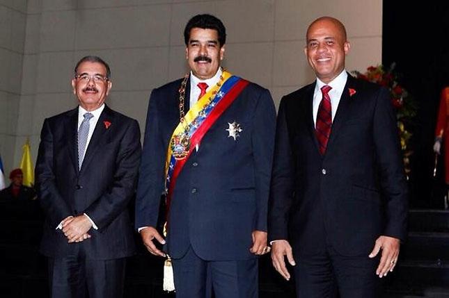 Lo que en verdad dijo Maduro sobre República Dominicana y Haití