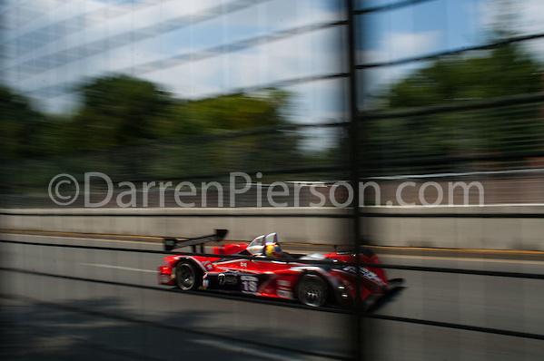 #18 Performance Tech Motorsports ORECA FLM09: Tristan Nunez, Charlie Shears (Darren Pierson)