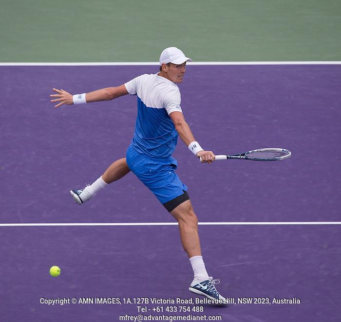 TOMAS BERDYCH (CZE) Tennis - Sony Open -  Crandon Park - Miami - Florida - USA - ATP-WTA - 2014  - USA  -  27 March 2014.  © AMN IMAGES (FREY/FREY- AMN Images)